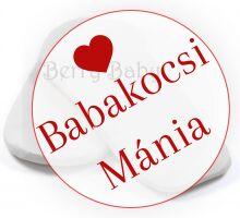 Berry Baby Kókusz matrac babakocsi mózes részébe: fehér 2