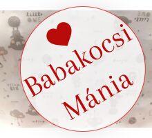 Berry Baby ZIZI babakocsi szűkítő betét: Dream big pamut 2