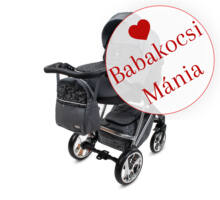 Berry Baby Sojan Agix 3in1 multifunkciós babakocsi: 30 grafit eco bőr 5
