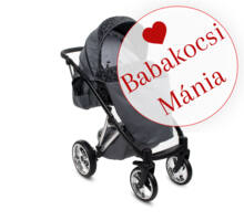 Berry Baby Sojan Agix 3in1 multifunkciós babakocsi: 30 grafit eco bőr 7