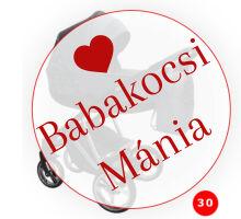 Berry Baby Sojan Agix 3in1 multifunkciós babakocsi: 30 grafit eco bőr 17