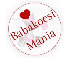 Berry Baby Torrino multifunkciós 3in1 babakocsi T-4 pink fehér 3