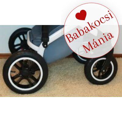 Pumpás keréksor Berry Baby Sojan Huracan és Cayenne modellekhez (fekete-fehér)