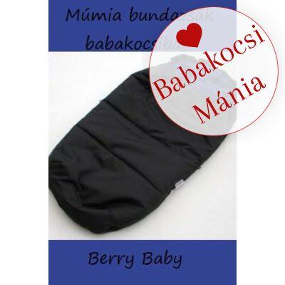 Berry Baby Múmia bundazsák babakocsiba és autósülésbe: kék