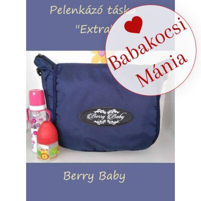 Berry Baby Pelenkázó táska Extra: sötétkék