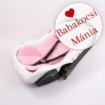 Berry Baby Pamut szűkítőbetét, alátét hordozóba: babarózsaszín