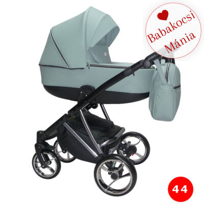 Berry Baby- Sojan AGIX multifunkciós babakocsi szett (autós hordozóval és adapterrel): 49