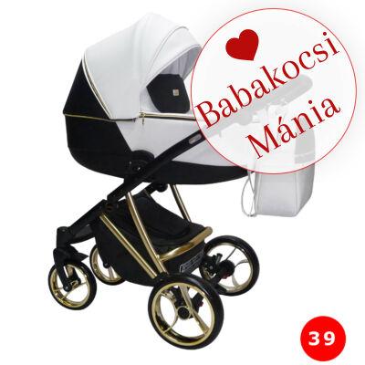 Berry Baby- Sojan AGIX multifunkciós babakocsi szett (autós hordozóval és adapterrel): 39