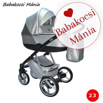 Berry Baby- Sojan AGIX multifunkciós babakocsi szett (autós hordozóval és adapterrel): 23