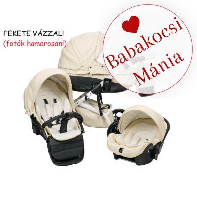 Berry Baby Sojan Aventador 3in1 multifunkciós babakocsi: Crem eco bőr
