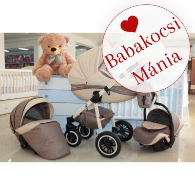 Berry Baby - Sojan CAYENNE multifunkciós babakocsi szett (autós hordozóval és adapterrel!): 17