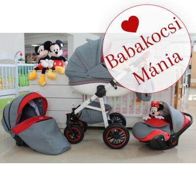 Berry Baby - Sojan CAYENNE multifunkciós babakocsi szett (autós hordozóval és adapterrel!): 26