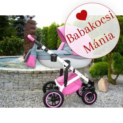 Berry Baby - Sojan HURACAN multifunkciós babakocsi szett: 5-ös (autós hordozóval és adapterrel!)