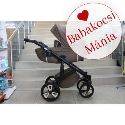 Berry Baby - Sojan KUGA Limited full ECO multifunkciós babakocsi szett (autós hordozóval és adapterrel!)- MOCCA
