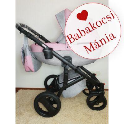 Berry Baby - Sojan KUGA LIMITED multifunkciós babakocsi szett (autós hordozóval és adapterrel!): PARIS