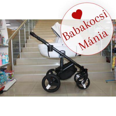 Berry Baby - Sojan KUGA Limited full ECO multifunkciós babakocsi szett (autós hordozóval és adapterrel!)- SNOW
