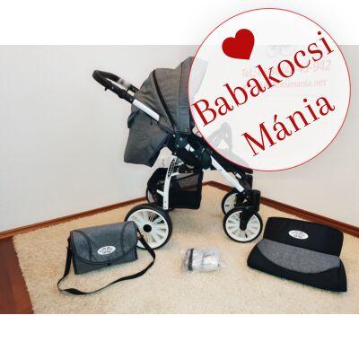 Berry Baby Active sport babakocsi: GRAFIT len