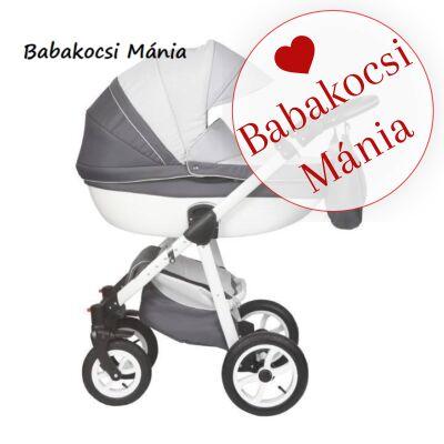 Berry Baby Macaron 3in1 multifunkciós babakocsi szett (autós hordozóval és adapterrel): M-22