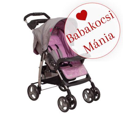 Sport babakocsi: Coto Baby BLUES +LÁBZSÁK- rózsaszín