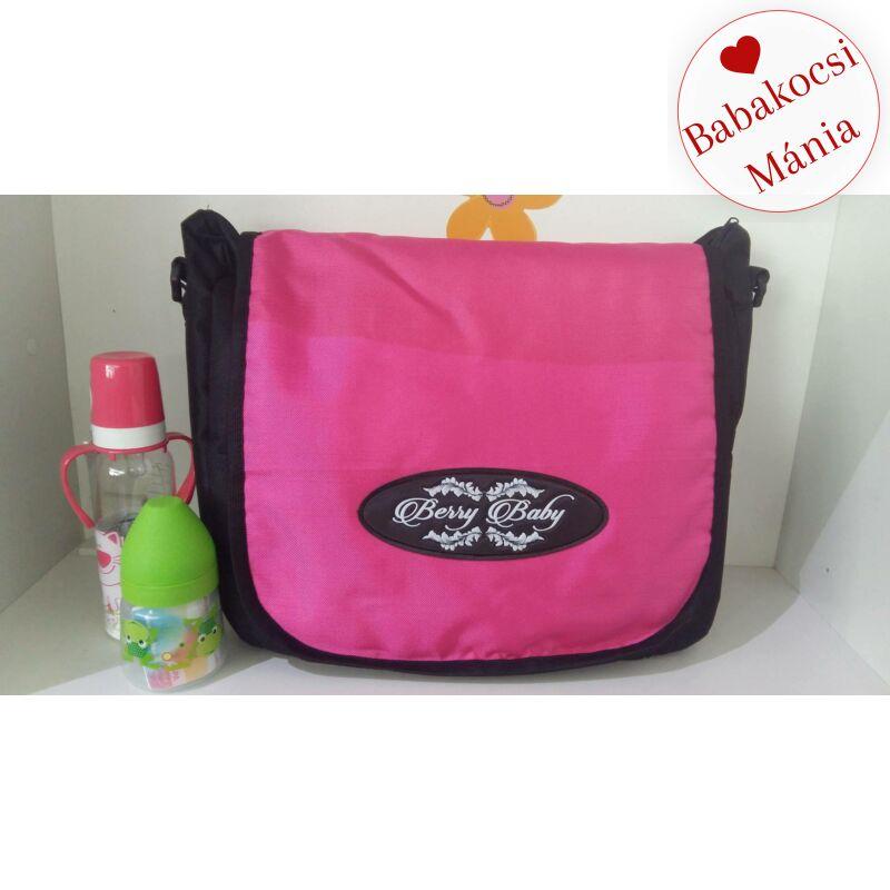 Berry Baby Pelenkázó táska Extra: pink