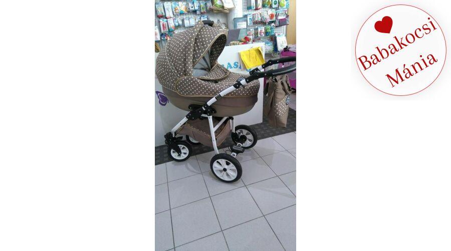 Berry Baby- LUX babakocsi szett  Z-5 -babakocsi szett- GÉL KERÉKSORRAL 78414c8880